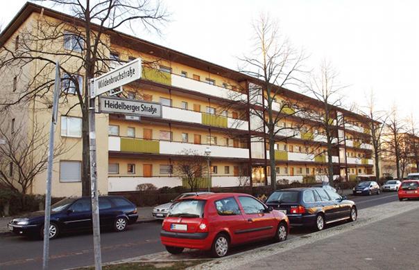 Die Häuser in der Heidelbergerstaße: intakt und sofort bewohnbar. Jede andere Behauptung ist Propaganda eines raffgierigen Vereinsvorstandes.